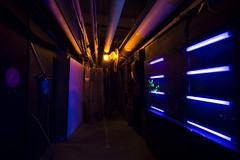 Decontamination (ShapesIndustries.com) Tags: hauntedbasement spooky halloween underground fear evil sets scenes stages displays exhibit attraction experience theater dark