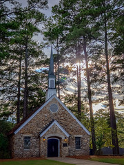 Camp Chapel.jpg (Chatterstone Photography) Tags: steeple sunset church chapel