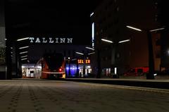 Stadler FLIRT DMU at Tallinn station (Tuukka Varjoranta) Tags: stadler dmu flirt stadlerflirt elron tallinna tallinn tallinnstation tallinnanrautatieasema baltijaam