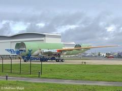 BelugaXL 3 (matdu20eme) Tags: pilot airport flying fly aircraft airplane tls toulouse cargo belugaxl beluga airbus aviation avion plane