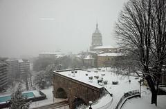 Snow (Iker Merodio | Photography) Tags: snow elur begona basilica basilika bilbao bizkaia biscay basque country euskadi ricoh gr ii 2 white