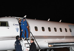 Alexander Gerst arrives in Cologne after second spaceflight (europeanspaceagency) Tags: esa europeanspaceagency space universe cosmos spacescience science spacetechnology tech technology horizons alexandergerst horizonsmissions humanspaceflight astronaut astronauts iss internationalspacestation cologne eac