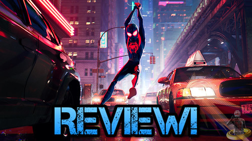 Spider-Man: Into the Spider-Verse Review!