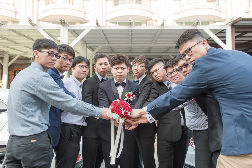 婚攝 雲林劍湖山王子大飯店 員外與夫人的幸福婚禮 W & H 008