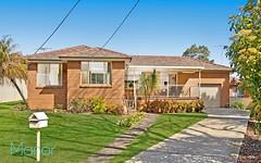14 Wood Ridge Place, Baulkham Hills NSW