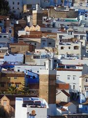 Chefchaouen (Eunus El Ya) Tags: morocco chefchaouen chaouen kasbah blue hamam rinsed souq arab berber jewish morisco minaret mosque