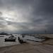 Clouds over Fažana Marina and Brijuni Islands