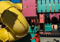 La Nucia, Spain (Red Cosmonaut Girl) Tags: 1855mm 2018 miguelmas flickr fuji instagram lanucia rock street top xt10
