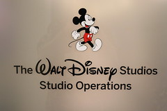 "Walt Disney Studio Operations Sign in the Animation Build at Disney Studios • <a style=""font-size:0.8em;"" href=""http://www.flickr.com/photos/28558260@N04/45781728412/"" target=""_blank"">View on Flickr</a>"