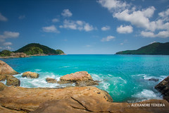 Praia do Cachadaço, Trindade - Rio de Janeiro. (alexandreteixeiraphotography) Tags: trindade praiadocachadaco riodejaneiro praia 3sol marazul nikon nikontop nikond610