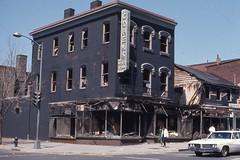 Cohen's Men's Wear (1968) (StreetsofWashington) Tags: cohens stores 1968 1968riots washington washingtondc seventhstreet