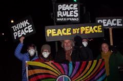 100_2731 (Haight Ashbury Neighborhood Peace Vigil) Tags: haight ashbury peace vigil iran iraq afghnistan syria yemen war moratorium golden gate park panhandle san francisco november 2018