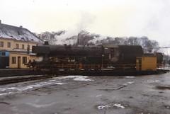 45.19 (Ray's Photo Collection) Tags: poland steam railway train pkp railways polish winter snow tour rail