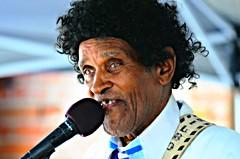 "Robert ""Bilbo"" Walker - Late Mississippi Delta Blues Legend (forestforthetress) Tags: robertbilbowalker deltablues bluesmusic man face portrait clarksdale juke festival outdoor color omot nikon legend mississippi jukejointfestival singer song"