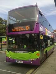 IB 30 (YR61 RPV) Route 15a, Tower Ramparts bus station 18-09-18 (APB Photography™) Tags: towerramparts bus station ipswichbuses scania omnicity 30 yr61rpv