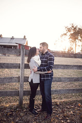Sarah & Tim (lindsaysolo521) Tags: kinderpark park outdoors autumn fall leaves sunset barn fence dogs puppys family love marriage parkstroll labs canon5d canon photography dmv maryland pasadena