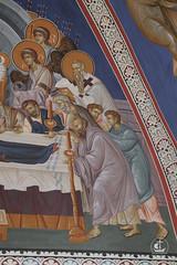 Часовня в Святогорской лавре