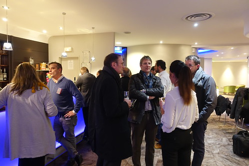 EPIC Meeting on Optics for Aeronautics (Networking Break) (3)