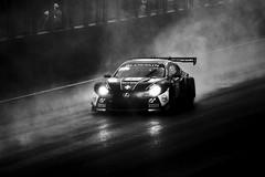 #114 Markus Palttala cutting through the rain (The_Dork_Knight) Tags: blancpain gt3 gt hungary hungaroring budapest lexus rain racing car 114 emil frey