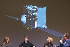 DAK_5306r (crobart) Tags: bennu osirisrex asteroid samplereturn mission rom connects talk public royal ontario museum
