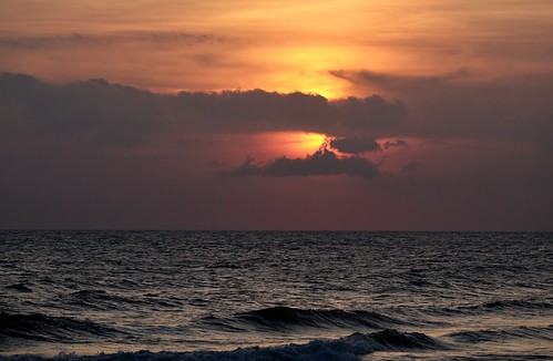 Sunrise in Hua Hin