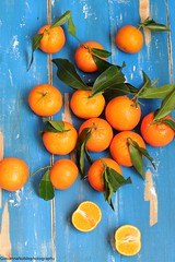 Clementine (Giovanna-la cuoca eclettica) Tags: frutta inverno orange colors energy stilllife food healthy healthyfood stagioni fruits
