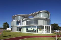 Toyota Lifelong Learning Centre, Kazuyo Sejima (davidaewen) Tags: architecture toyota japan kazuyo sejima sanaa lifelong learning centre aizuma hall