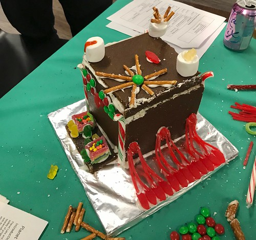 Planet Gingerbread Satellite and SpaceNews Profile