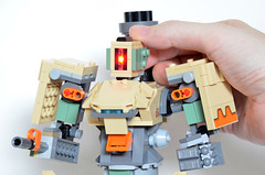 75974 Bastion Review (Oky - Space Ranger) Tags: lego overwatch review 75974 bastion
