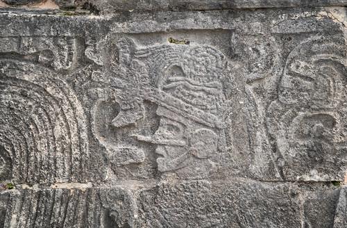 Mayan Ruins at Chichén Itzá - Yucatán, Mexico