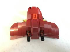 Red Ghost Front (dreki.bryni) Tags: halo afol moc lego