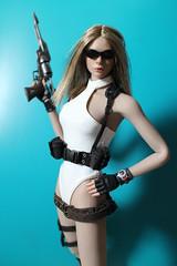 Sgt. Laureline (TKatagiri) Tags: valerian laureline phicen tbleague onesixth action doll figure
