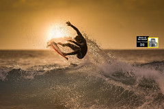 Nikon Photo of the Month - January (Nikon Europe) Tags: photoofthemonth sportphotography nikon nikond5 surf surfphotography sunset pro photographers
