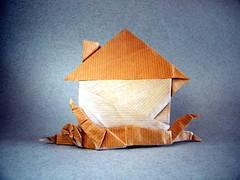 Hipotecado - Fernando Gilgado (Rui.Roda) Tags: origami papiroflexia papierfalten hipotecado fernando gilgado