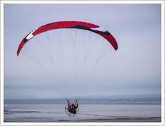 hang-glider-1100680-100119 (Peadingle) Tags: power paragliding burnhamonsea somerset