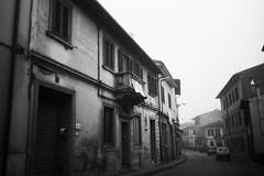 L1045847 (Daniele Pisani) Tags: lenzuola signa protesta smog traffico code file lastra nebbia fuomo fumo strada