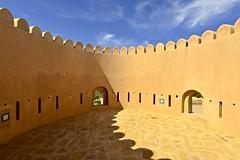 Oman 2018 - Fort de Bilad Sour (philippebeenne) Tags: oman sur sour lagune village fort castle