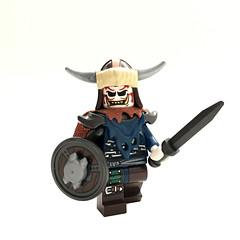 Berserker (-Matt Hew-) Tags: lego photo ninja ninjago castle kingdoms minifigure