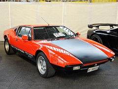 1972 De Tomaso Pantera GTS (Alessio3373) Tags: auto cars oldcars classiccars sportcars detomaso detomasopantera detomasopanteragts youngtimers