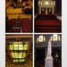 Richmond Virginia  - The Jefferson Hotel - Lobby,  Statue &  Atrium