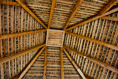 church roof (avflinsch) Tags: ifttt 500px east jersey old town nj park village restored history new piscataway middlesex historic wood