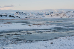 Winter landscape Iceland (Petra S photography) Tags: vik island islande iceland snow ice winter winterstimmung winterday winterlandschaft wintermood winterwonderland