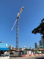 Megacenter Brickell Construction (Phillip Pessar) Tags: brickell construction megacenter miami