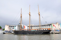 Kathleen and May (Tom_bal) Tags: kathleen may tall ship historic bristol nikon d90