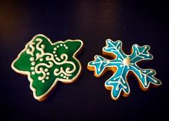 Cookie art. (Papa Razzi1) Tags: cookies art artsy december 2018 gingerbread