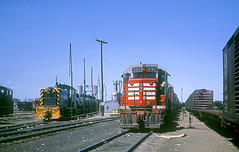 CB&Q GP35 999 (Chuck Zeiler48Q) Tags: cbq gp35 999 burlington railroad emd locomotive denver train chuckzeiler chz drgw 136