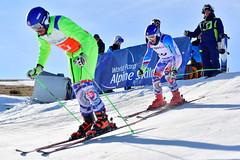 La Molina 2019 World Para Alpine Skiing World Cup - Day 3 (Paralympic) Tags: harausmiroslav guidehudikmaros b2 svk wpas2019alpineskiingworldcup lamolina spain alpineskiing parasport giantslalom