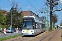 7226 3 (brossel 8260) Tags: belgique antwerpen anvers tram delijn