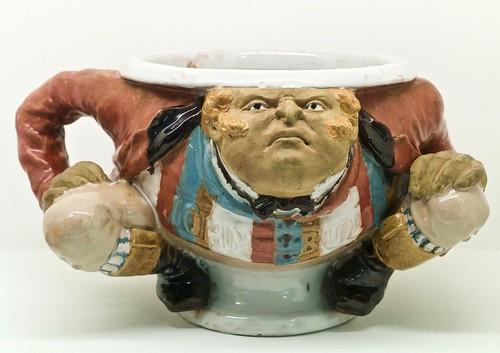 John Bull potty (1890) - Rafael Bordalo Pinheiro (1846 - 1905)