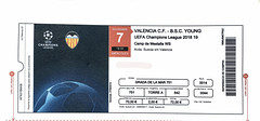 "Valencia - YB 3:1 (2:1) • <a style=""font-size:0.8em;"" href=""http://www.flickr.com/photos/79906204@N00/30882538037/"" target=""_blank"">View on Flickr</a>"
